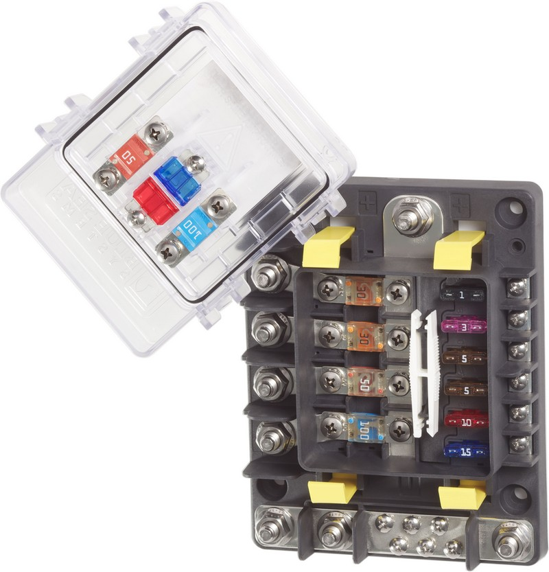 SafetyHub 150 Fuse Block