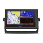 GPSMAP® 942xs ClearVü and Traditional CHIRP Sonar with Mapping