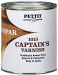 Pettit Captain's Varnish