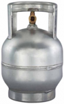 Trident LPG Propane Gas Cylinder - 10 lbs