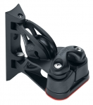 Pivoting Lead Block with Carbo-Cam® Cleat - 40mm
