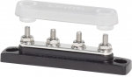 Common 100A Mini BusBar - 4 Gang with Cover