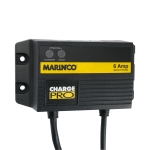 Charger 6A / 12V 1 Bank 120V Input Marinco On-Board Battery