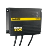 Charger 10A (5/5), 12/24V 2 Bank 120V Input Marinco On-Board Battery