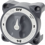 HD-Series Heavy Duty 4 Position Selector Battery Switch With AFD