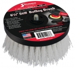 Dual Action Polisher Stiff Scrub Brush