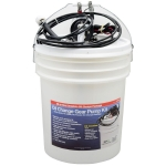 Oil Change Kit  12V Johnson Pump