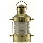 "DHR 6"" Brass Anchor Lamp Oil"