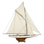 America's Cup Columbia 1901, Medium, French Finish