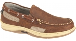 Clovehitch Slip On - Walnut Leather