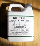 Bristol Finish Interior Classic Clear .946l