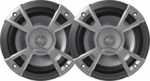"Clarion CMQ1622R - 6-1/2"" Water Resistant High Performance Coaxial Speaker"