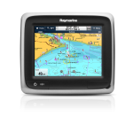 "a65 5.7"" Multifunction Display with WiFi and North America Navionics+ Chart"