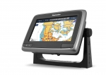 "a75 7"" Multifunction Display with WiFi and North America Navionics+ Chart"