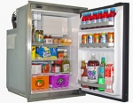 Nova Kool Single Door Refrigerator R5810 AC/DC - 166 Litres