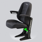 Shockwave S2-Corbin Mid Back Helm Seat