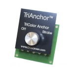 Switch-Sel Selector Switch For Trianchor  Light W/ Strobe