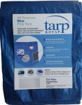 Tarp All-Purpose Blue Poly 40' x 60'