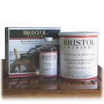 Bristol Finish Traditional Amber Urethane 1.07l