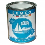 Semco Teak Sealer Honeytone .473l