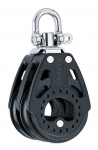 Double Swivel Block - 57mm