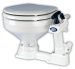Jabsco Twist 'n' Lock Manual Toilet Standard Bowl