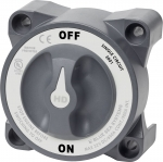HD-Series Heavy Duty On-Off Battery Switch with AFD