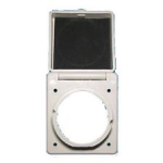 30 Amp/125V Power Inlet Replacement Cap and Bezel