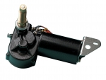 "12V MRV Wiper Motor with a 2.5"" Shaft and 80 Degree Sweep"