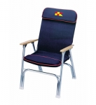 EEz-In Designer Series Padded Deck Chair
