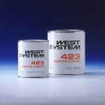 West System 423 Graphite Powder