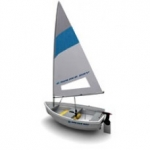 Walker Bay 8 Performance Sail Kit