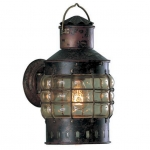 DHR Copper Wall Anchor Lamp