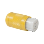 50A 125V Locking Female Connector