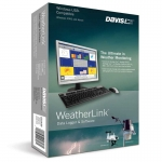 Davis 6510USB WeatherLink®, Windows, USB