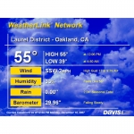 Davis 6555 WeatherLinkIP™ for Vantage Stations