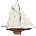 America's Cup Columbia 1901, Small, French Finish