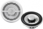"Clarion CMG1622R - 6-1/2"" Coaxial 2-Way 100W Water Resistant Speaker"