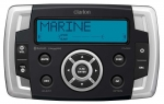 Clarion CMS2 - Marine Digital Receiver with Watertight Commander