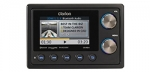 "Clarion CMS4 Marine ""Black Box"" Digital Media Receiver With Watertight Commander"