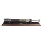 Bronze Spyglass & Stand, French Finish