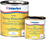 Epoxy Primekote Multi-Purpose Primer/Undercoater - Bright White Quart
