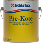 Pre-Kote - Undercoater for Brightside® Polyurethane/One Part Finishes - Grey